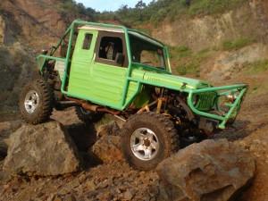Suzuki Jimny LJ80V