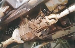 Girbox Panser Transfercase FJ40