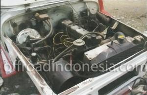 Mesin Toyota FJ40